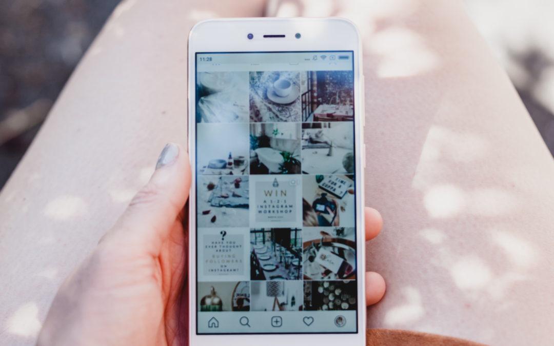 3 tendances Instagram pour 2019
