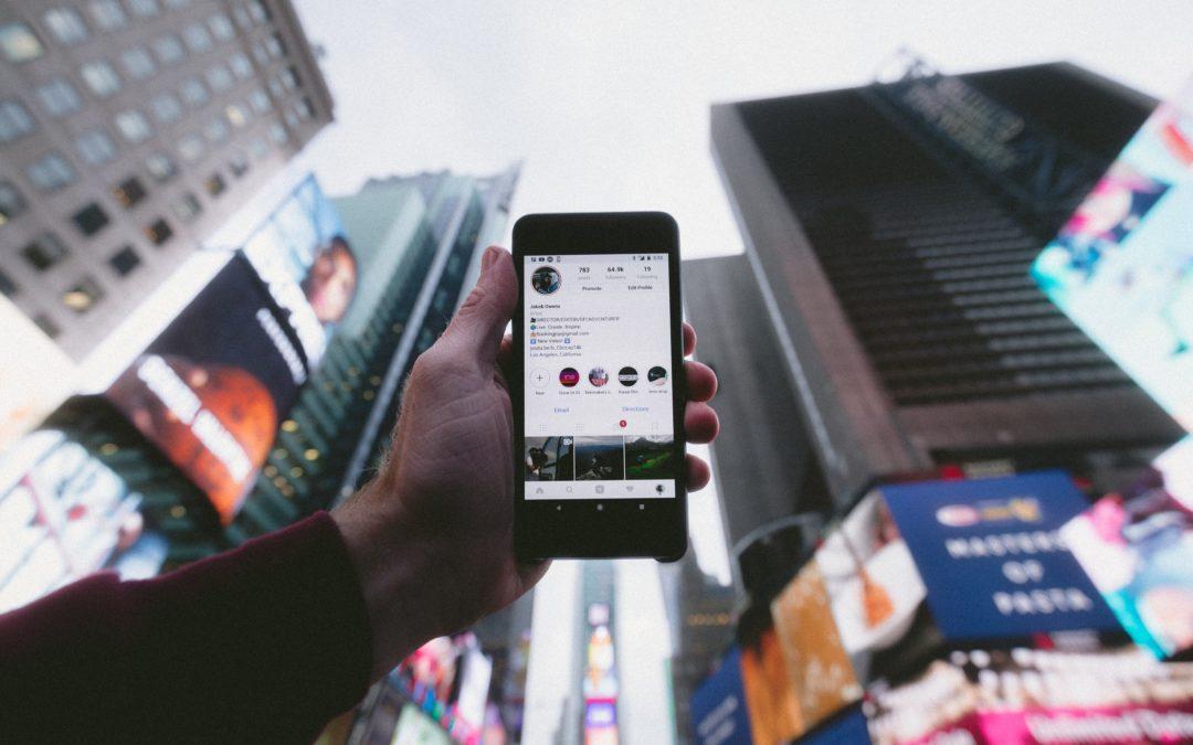 Nouveautés Facebook & Instagram | Mars 2019