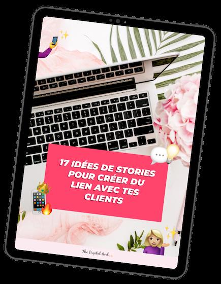 17 Idées de Stories Instagram