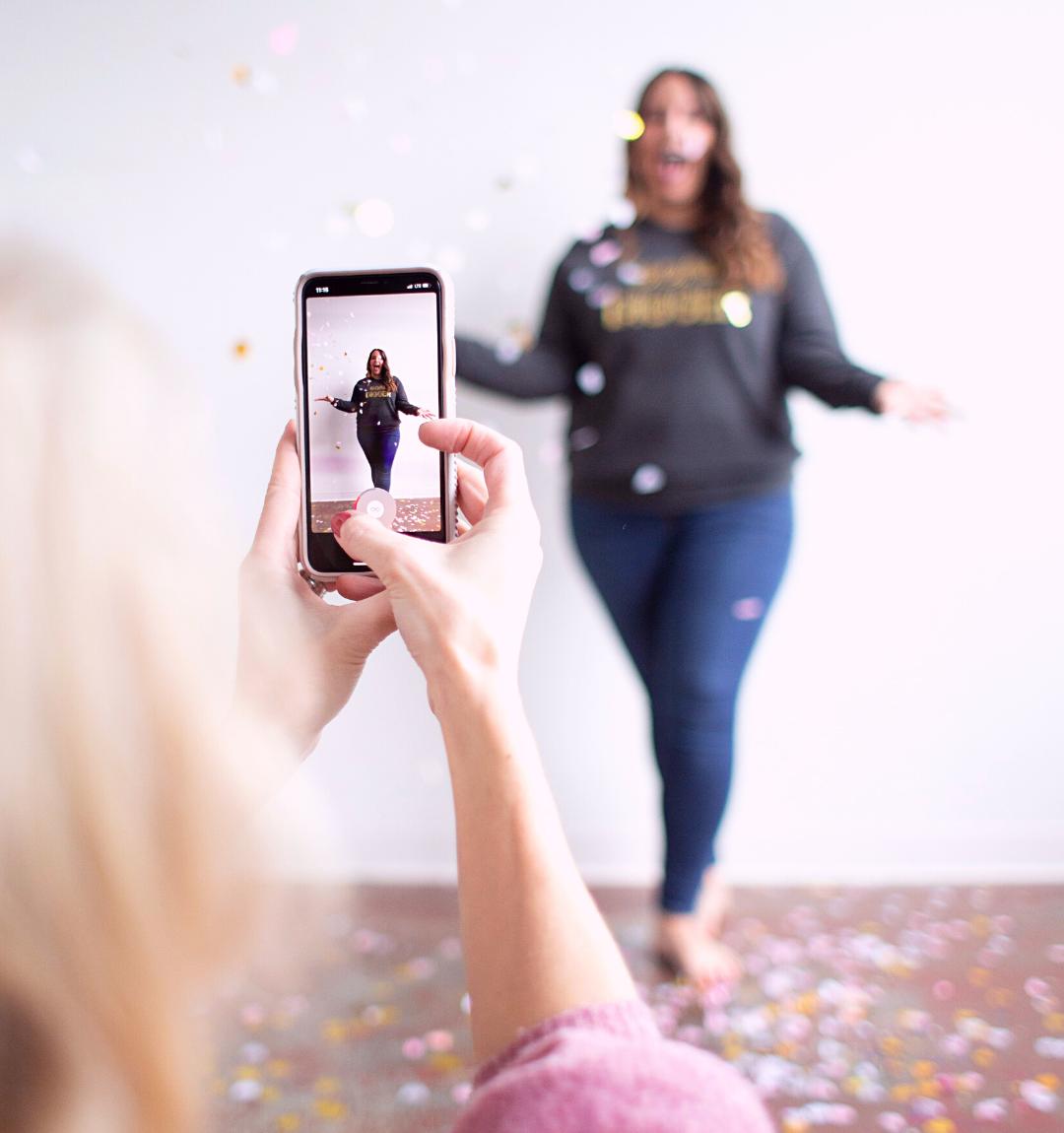 REELS Instagram - Crée ton premier Reel